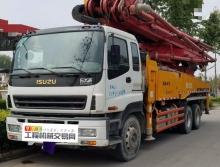 出售精品2012年3月三一五十铃46米泵车
