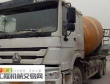 出售14年出厂豪沃徐工大十二方搅拌车(国四)