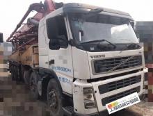 精品出售09年7月三一沃尔沃46米泵车(精品一手车)