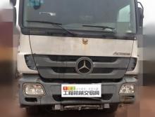 精品出售11年三一奔驰48米泵车