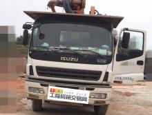 出售精品2013年10月出厂中联五十铃41米泵车(泵送方量极少)