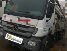原厂2012年中联奔驰52米