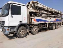 精品出售2010年出厂中联奔驰46米泵车
