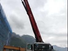 精品转让2012年三一奔驰底盘52米泵车