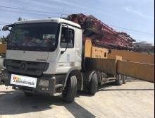 出售11年出厂三一奔驰52米泵车