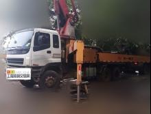出售07年三一五十铃40米泵车