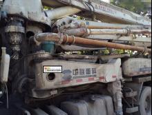 出售2007年中联五十铃底盘37米泵车