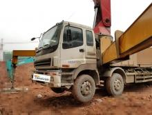 出售14年徐工五十铃52米泵车
