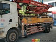 车主直售12年三一25米泵车