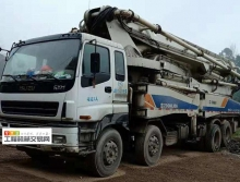 出售11年出厂中联五十铃52米泵车