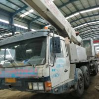 转让长江2004年50吨吊车