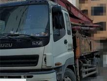 精品出售09年出厂三一五十铃37米泵车(大排量)