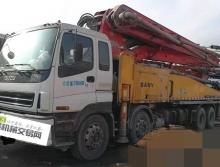出售11年三一五十铃48米泵车