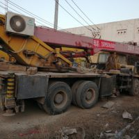 转让长江2005年20吨吊车