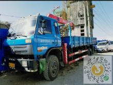 转让泰安古河2015年6.3吨随车吊