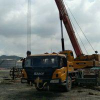 转让三一重工2012年25吨吊车