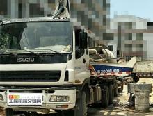 出售08年中联五十铃37米泵车