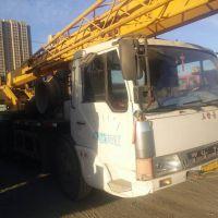 转让蚌埠2008年12吨吊车