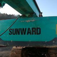 转让山河智能2009年220旋挖钻机