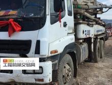 出售06年中聯五十鈴37米泵車