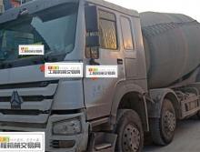 出售2014年8月豪沃大18方搅拌车(国四排放)