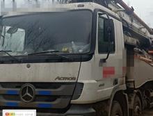 精品出售11年出厂中联奔驰52米泵车(洗洗更漂亮)