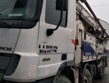 超高性价出售12年出厂中联奔驰49米泵车(六节臂)