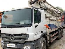 出售12年中联奔驰47米泵车