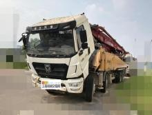 裸车出售12年出厂徐工53米泵车