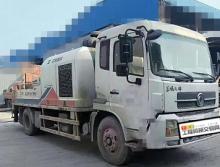 精品转让2012年中联100-18-195车载泵2台