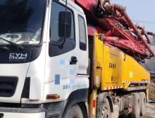 精品出售11年出厂三一五十铃50米泵车(一手车)