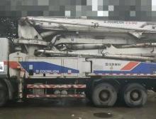 出售2011年出厂中联奔驰47米泵车