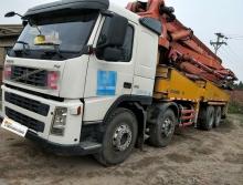精品出售07年三一沃尔沃48米泵车(北方车)