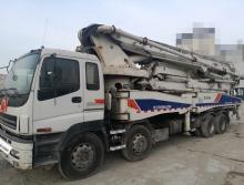 极品北方车转让11年出厂中联五十铃52米泵车