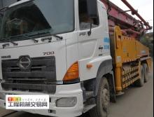 出售10年徐工日野41米泵车