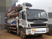 出售12年10月出厂中联五十铃47米泵车