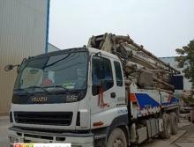 转让中联重科2010年五十铃37米泵车