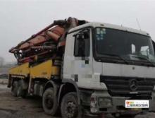 出售2007年三一奔驰48米泵车