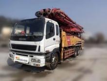 出售12年出厂三一五十铃大E46米泵车