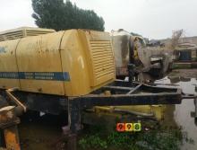 出售10年中集8016拖泵