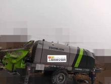 出售16年中联最新款极光绿8018/132电机拖泵