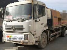 精品出售10年5月份三一9018车载泵(正宗北方车,套牌神器)