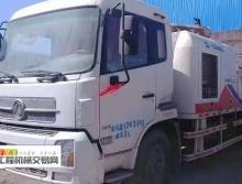 精品出售11年出厂中联10018车载泵(准新车)