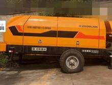 车主精品转让11年出厂中联6013.90电拖泵(准新车)