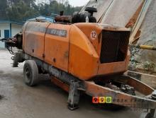 出售10年中联8018195柴油拖泵