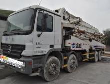 出售 07年中联奔驰47米泵车