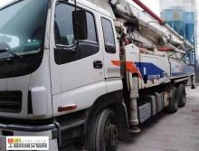 车主精品出售12年中联五十铃47米泵车