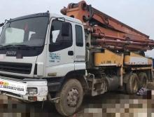 极品老泵出售07年差1天三一五十铃37米泵车