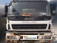 精品出售09年出厂鸿得利五十铃47米泵车