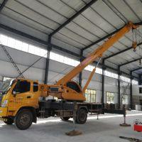 转让济宁四通2018年16吨吊车